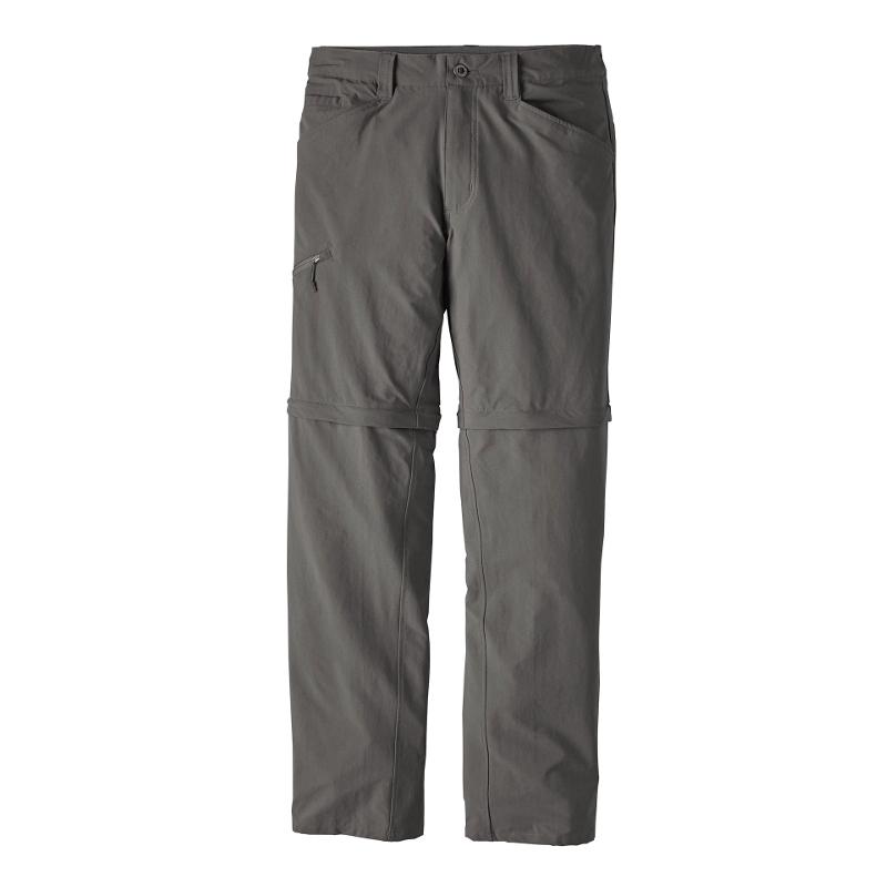 pretty nice e6d4c 5b3a3 Pantaloni convertibili Patagonia Quandary uomo