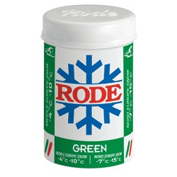 Rode Stick Green (-4°/-10°)