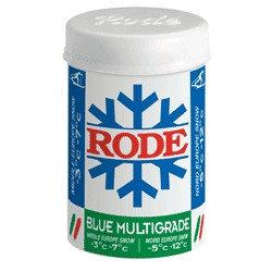 Rode Stick Blue Multigrade (-3°/-7°)
