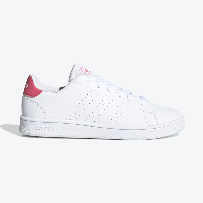 adidas bianche rosa