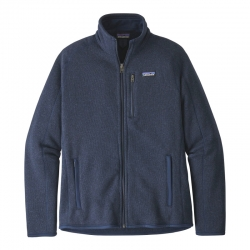 Better Sweater Fleece blu uomo