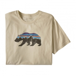 T-Shirt Fitz Roy Bear beige...