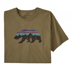 T-Shirt Fitz Roy Bear...