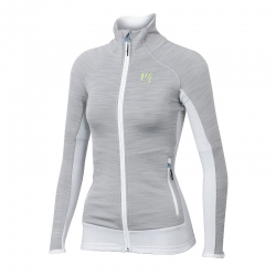 Vallazza Fleece bianco donna