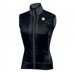 Gilet Cardio Tech Wind nero...