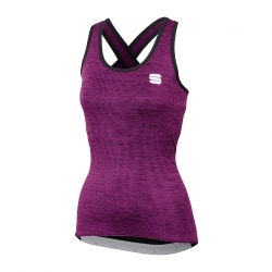 Giara Top purple donna