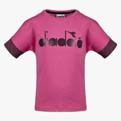 JG ss T-shirt 5 Palle rosa...