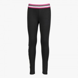 Leggings JG 5 Palle nero girl