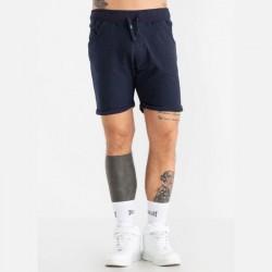 Bermuda jersey navy uomo