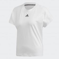 T-shirt W MH 3S white donna