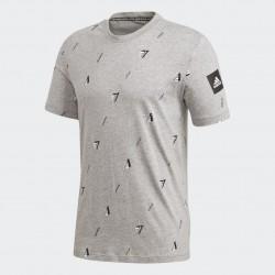 T-shirt MHE grey uomo