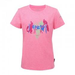 T-shirt Loris rosa girl