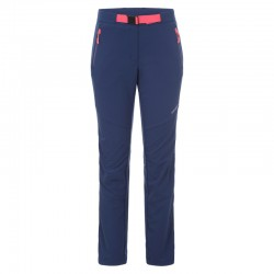 Pantaloni Belleair blu donna