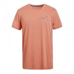 T-shirt Bancroft arancio uomo