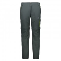 Pantaloni zip-off jungle uomo