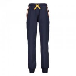 Pantalone con polsino blue boy