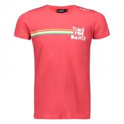 T-shirt jersey gloss girl