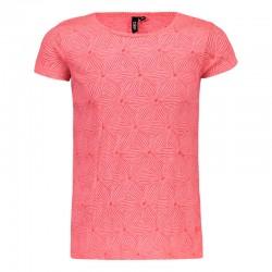 T-shirt flower gloss girl