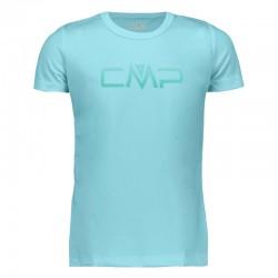 T-shirt tecnica con logo...