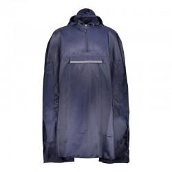 Poncho pioggia junior blue