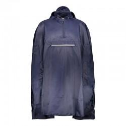 Poncho pioggia adulto blue