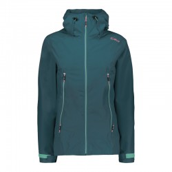 Giacca 2.5 Layer petrol donna