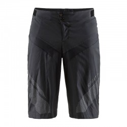Route XT Shorts black uomo
