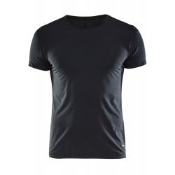 T-shirt Essential RN nera uomo