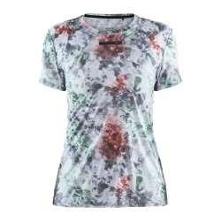 Vent Mesh SS Tee 007609 donna
