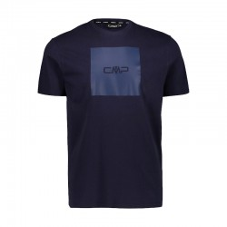 T-shirt Lab dark blue uomo