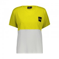 T-shirt Lab bicolor cedro...