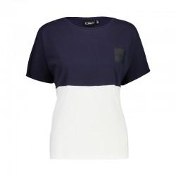T-shirt Lab bicolor dark...