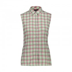 Camicia stretch smanicata...
