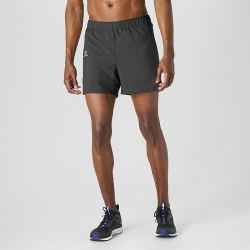 Agile Short 5'' black uomo