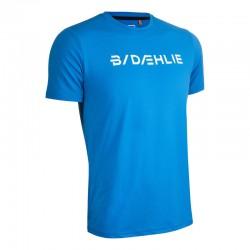 T-Shirt Focus blu uomo