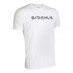 T-Shirt Focus bianca uomo