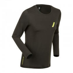 Long Sleeve Flash nera donna