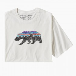 Fitz Roy Bear T-shirt white...