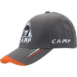 Cappellino grigio