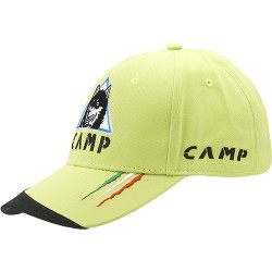 Cappellino lime