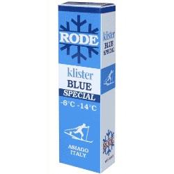 Rode Klister Blue Special (-6°/-14°)