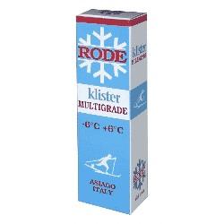 Rode Klister Multigrade (-6°/+6°)