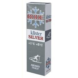 Rode Klister Silver (+1°/+5°)