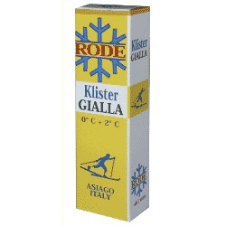 Rode Klister Yellow (0°/+2°)