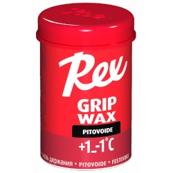 Rex Basic Grip Red (+1°/-1°)
