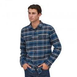 Long-Sleeved Fjord Flannel...