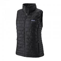 Nano Puff Vest black donna
