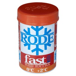 Rode Fast Red Extra (0°/+2°)