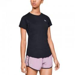 T-Shirt UA Streaker black...