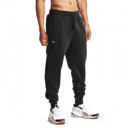 Rival Fleece Jogger black uomo